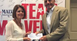 Malvern Federal Savings Bank awards $12,000 to Help Local Students