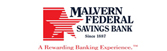 MalvernFedSavBank167x51