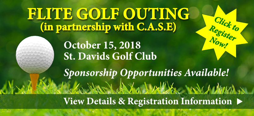 FLITE CASE Golf Outing 2018