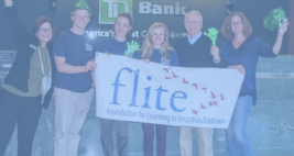 TD Bank and Local Community Donate Supplies and Funds to Support FLITE