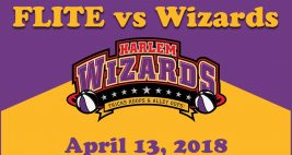 Don't miss the Fun! Save the Date for FLITE vs. Harlem Wizards!