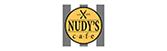 Nudy's Cafe logo